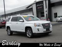 Summit White 2014 GMC Terrain SLT-2 FWD 6-Speed