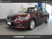 2014 Honda Accord EX-L SERVICE RECORD AVAILABLE, GOOD