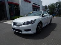 2014 Honda Accord LX, 4 BRAND NEW TIRES, 160-Watt