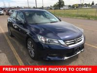 CARFAX One-Owner. Certified. Accord Sport, 4D Sedan,