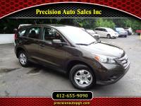 HERE'S AN EXTRA CLEAN HONDA CR-V WITH GREAT MILES,