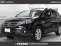 2014 Honda CR-V EX-L SERVICE RECORD AVAILABLE, RECENT