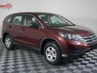 Certified Pre-Owned! Backup Camera! This 2014 HONDA