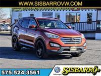 Copper 2014 Hyundai Santa Fe Sport 2.0L Turbo FWD