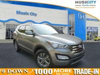 One Owner, Clean Carfax, Super Low Mileage 2014 Hyundai