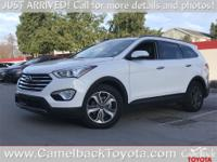 Bluetooth, Moonroof, Back Up Camera, Leather Interior,
