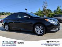 Clean CARFAX. Phantom Black Metallic 2014 Hyundai