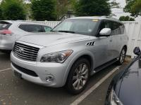 This Economy Certified 2014 INFINITI QX80 Base Comes