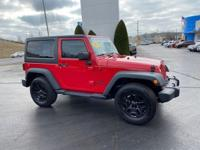 Recent Arrival! 2014 Jeep Wrangler Sport 4WD 5-Speed