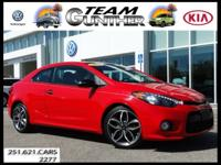 ***2014 Kia Forte Koup SX*** Check out this Certified
