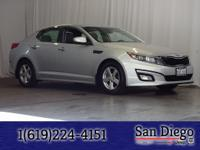 Satin Metal 2014 Kia Optima LX FWD 6-Speed Automatic
