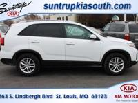 Body Style: SUV Exterior Color: Snow White Pearl -