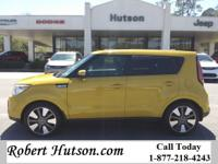 Clean Local Trade-In 2014 KIA Soul ! with 2.0L I4,