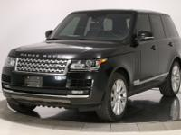2014 Land Rover Range Rover 5.0L V8 Supercharged 4WD