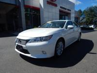 Lexus ES 350 FWD, SUNROOF, NAVIGATION, LEATHER