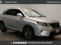 2014 Lexus RX 350 F SportPriced below KBB Fair Purchase