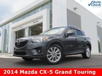 Text Justin Walker @  This 2014 Mazda CX5 Grand Touring