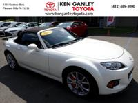 2014 Mazda Miata Grand Touring CARFAX One-Owner. Clean