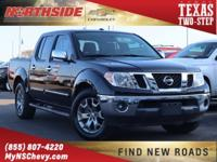 Super Black 2014 Nissan Frontier SL RWD 5-Speed