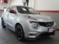 Stop in and check out Mentor Mitsubishi's own 2014 JUKE