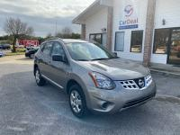 2014 Nissan Rogue Select S comes standard with 16-inch