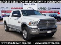 This 2014 Ram 2500 Laramie is proudly offered by LHM