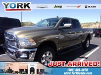 Prairie Tan 2014 Ram 2500 Big Horn 4WD 6-Speed