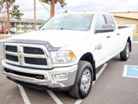 Bright White Clear Coat exterior, SLT trim. JUST