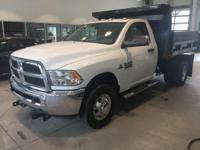 You can find this 2014 Ram 3500 Tradesman and many