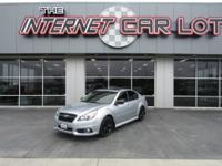Check out this nice 2014 Subaru Legacy 2.5i Limited