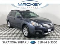 '14 OUTBACK LIMITED, CLEAN CARFAX 1 OWNER SUV WITH 103K