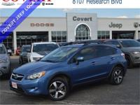 This Subaru XV Crosstrek is conveniently located at