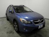 Body Style: Wagon Exterior Color: Blue Interior Color: