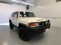 Iceberg 2014 Toyota FJ Cruiser 4WD 5-Speed Automatic