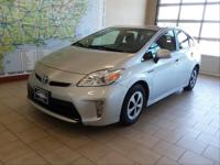 Our 2014 Toyota Prius Three pictured in dazzling