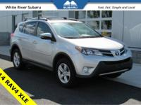 Navigation, Back Up Camera, 4 Wheel Drive, RAV4 XLE, 4D