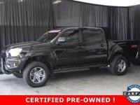 This certified 2014 Toyota Tacoma SR5 has been locally
