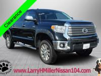 This 2014 Toyota Tundra 4WD Truck LTD is offered to you