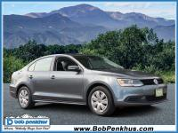 Meet our sporty yet economical 2014 Volkswagen Jetta SE