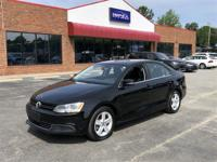 *One Owner*, Jetta 2.0L TDI Value Edition, 4D Sedan,