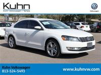 **VW CERTIFIED**, **TOP-OF-THE-LINE 2014 TDI DIESEL