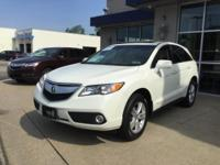 Acura Certified, CARFAX 1-Owner, LOW MILES - 21,655!