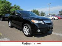 Clean CARFAX. 2015 Acura RDX Technology Package