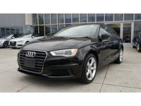 Body Style: Sedan Exterior Color: Brilliant black