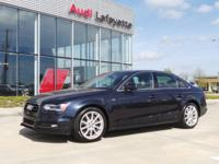 This outstanding example of a 2015 Audi A4 Premium Plus