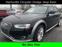 CARFAX One-Owner. Clean CARFAX. 2015 Audi allroad 2.0T