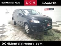 AudiQUALITY, DCH ECONOMY CERTIFIED ALL WHEEL DRIVE,