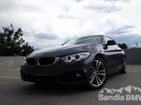 Check out this gently-used 2015 BMW 4 Series we