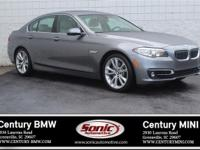 * One Owner * Clean Carfax * This 2015 BMW 535i is