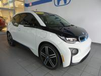2015 BMW i3 with Range Extender Tera World ***NEW